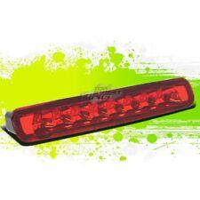 FOR 05-09 MUSTANG/SHELBY/GT PONY RED HOUSING REAR LED 3RD HIGH-MOUNT BRAKE LIGHT