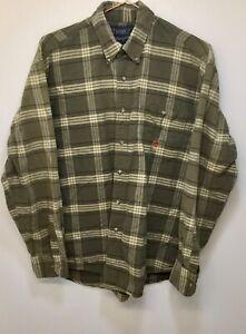 Vintage Wrangler Mens Check Shirt XL