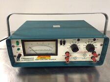 Feedback Electronic Wattmeter Ew604 *Powers On/Untested*