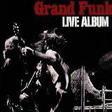 GRAND FUNK - Live album - CD Album