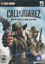 CALL OF JUAREZ BOUND IN BLOOD Western PC Game NEW inBOX