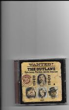WANTED! THE OUTLAWS, CD WAYLON, WILLIE, JESSI & TOMPALL, NEW SEALED