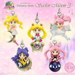 Sailor Moon Twinkle Dolly Luna Serenity Figur Anhänger Anime Manga Japan + OVP