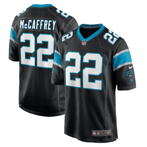 Carolina Panthers Jersey Nike Men's NFL Home Jersey - McCaffrey 22 - New