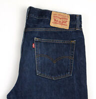 Levi's Strauss & Co Hommes 751 Jeans Jambe Droite Taille W38 L28 APZ1036