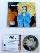 "Kate Project ‎– ""No More I Love You's"" POLAND EDITION 1995  Euro House"