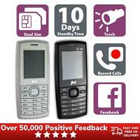 Cheap Mobile Phone Unlocked Burner Dual Sim Brand New Basic GSM 2G