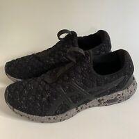 ASICS HyperGEL-KENZEN Men's Running Shoes T8F0N - Black  Size 9