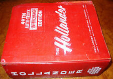 49th Hollander Parts Interchange Manual 1973 1974 1975 1976 77 78 79 80 Trans Am