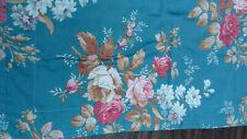 Vintage Ralph Lauren SINCLAIR KING STRAIGHT Pillow Sham-Cotton Sateen-Rare