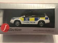 J-Collection 1/43 Scale JC221 - 2008 Nissan X-Trail, Royal Barbados Police Force