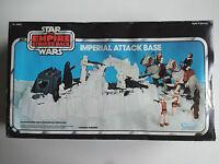 VINTAGE STAR WARS KENNER 1980 ESB IMPERIAL ATTACK BASE MISB SEALED RARE!!