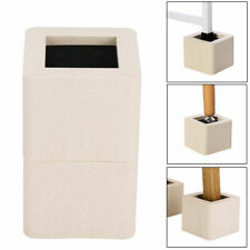 4x Heavy Duty Table Bed Riser Furniture Sofa Couch Storage Lifter Raiser Stands