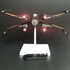 *LIGHTING KIT ONLY* for Bandai Star Wars Poe's X-Wing Fighter 1/72