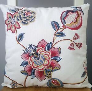 "Embroidery Cushion Cover/18""x18""/John Lewis ZEPHORA  Fabric"