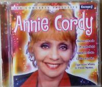 Annie Cordy - Les Concerts Exclusifs Europe - CD neu & OVP