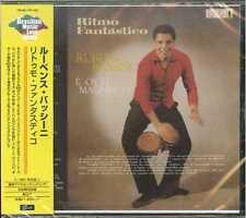 RUBENS BASSINI E OS 11 MAGNIFICOS-RITMO FANTASTICO-JAPAN CD D73