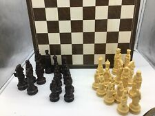 Renaissance chess set Full 32 Chess Excellent Condition