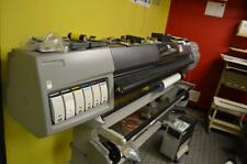 Hp Designjet 5500 Large Format Printer Q1253a Including Inks And Parts