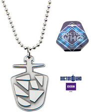 Doctor Who Classic TARDIS Key Pendant Necklace