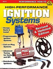 Performance & Race Ignition Book - Set-up, Build & Install MSD, Accel, HEI, etc.