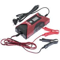 12 V Erhaltungsladegerät PKW Motorrad Erhaltung Auto Batterie Ladegerät 6