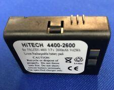 10 batteries (Japan Liion 3.7V2600mAh)for PSC/Percon Falcon 2150 4400 PN11-002eq