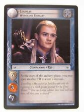 Lord Of The Rings Cards: LEGOLAS 11RF3 FOIL: LOTR - played