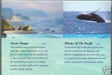 OCEAN VOYAGES - WHALES OF THE PACIFIC  NEW 2 CD BOX SET