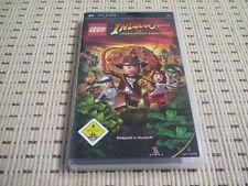 Lego Indiana Jones Die Legendären Abenteuer für Sony PSP *OVP*