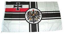 Flagge / Fahne Kaiserliche Marine Hissflagge 90 x 150 cm