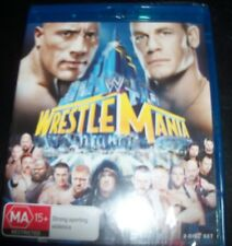WWE Wrestlemania / Wrestle Mania 29 (Australia Region B) Bluray – New