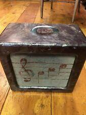 "Vintage Magnatone ""Varsity"" Works Great! USA Tube Amplifier All original!"