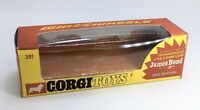 Corgi 391 James Bond Ford Mustang Mach 1 Empty Repro Box With Inner Stand Only
