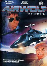 Airwolf: The Movie DVD Region 1