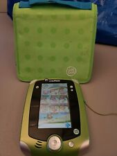 Leap Frog Green LeapPad2 with Case and 1 Game Letter Factory Leap Pad 2