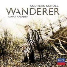 "ANDREAS SCHOLL ""WANDERER""  CD NEW+"