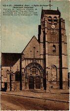 CPA  Verberie (Oise) - L'Eglise St-Pierre (Monument historique)  (291103)