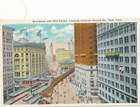 NEW YORK CITY – Broadway and 33rd Street Looking Towards Herald Square