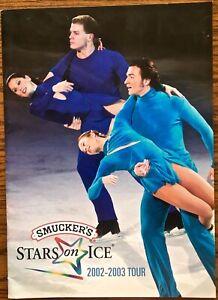 2002-2003 Stars on Ice Program