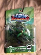 Toys to Life Skylanders Superchargers Stealth Stinger Life Air Vehicle  New