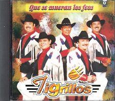Los Tigrillos Que Se Mueran Los Feos CD New Nuevo sealed