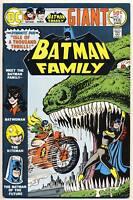BATMAN FAMILY #3 VF, Giant, Batgirl, Robin, DC Comics 1976