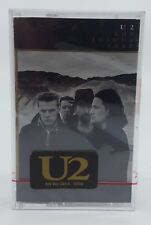 Brand New Sealed U2 The Joshua Tree - Cassette Island Records 1987