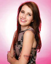 Emma Roberts. 8X10 GLOSSY PHOTO PICTURE IMAGE er34