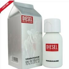 AFTERSHAVE Diesel Plus For Men For Him Gift Spray Scent 75ml
