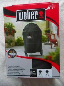 Weber 7143 Premium 57cm charcoal barbecues BBQ Cover BNIB