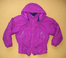 Vtg WHITE STAG Bright Pink Warm SKI JACKET Winter Snow Board Coat Women's MEDIUM