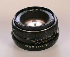"Pentax Asahi SMC 50mm 1:2 obiettivo ""TOP"""