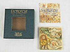 Harmony Kingdom Magnetic Tile Picturesque Noahs Park Heart Of Darkness